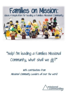 Families on Mission front cover