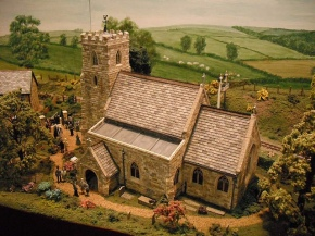 Nettlecombe Church by Phil Parker on flickr.com http://bit.ly/1BNMKCJ