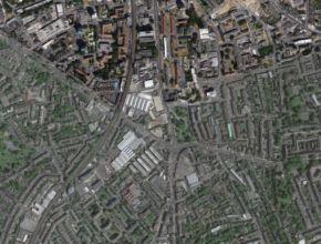camberwell map